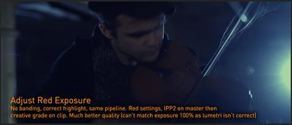 Red Exposure 2